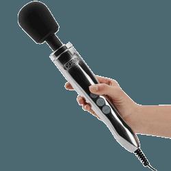 Doxy Die Cast - Kraftfulla vibrationer för klitoris