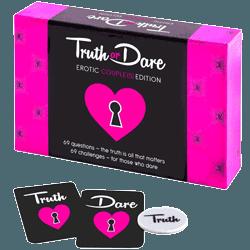 Truth or Dare erotiskt spel