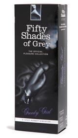 Sexleksak för kvinnor från Fifty Shades of Grey