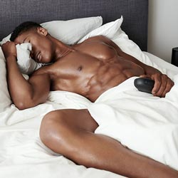 Lufttrycksvibrator för män