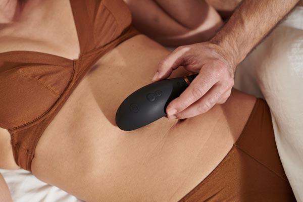 Par använder Womanizer Premium
